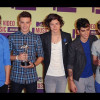 One Direction arrasan en los MTV VMA 2012