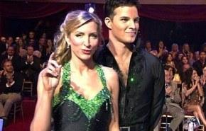 """Heather Mills eliminada del """"Mira quién Baila"""" americano."""