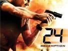 """Poster promocional de """"Redemption"""" la precuela de """"24"""""""