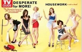 """""""Mujeres Desesperadas"""" se visten de pin-ups ante el estreno de su quinta temporada"""