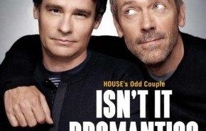 """""""House"""" y Wilson hacen las paces en la portada de la revista TV Guide"""