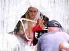 "Lindsay Lohan deja ""Ugly Betty"" tras un enfrentamiento con América Ferrara"