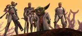 """""""Star Wars:The Clone Wars"""" se verá en Diciembre en Antena 3"""