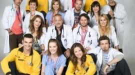 """""""Hospital Central"""" emite el miércoles el episodio que fue retirado por el accidente de Barajas"""