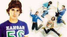 El cantante de Melocos estará en la nueva serie juvenil de Cuatro