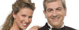 Carlos Sobera y Lolita estarán juntos en la gala de Nochevieja de TVE