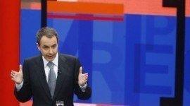 """""""Tengo una pregunta para usted"""" regresa con la presencia de Zapatero"""
