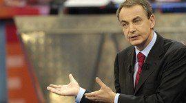 """""""Tengo una pregunta para usted"""" arrasa en audiencia con la presencia de Zapatero"""