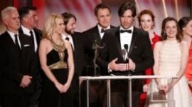 """""""30 Rock"""" y """"Mad Men"""" coronadas, de nuevo, en los SAG Awards 2009"""