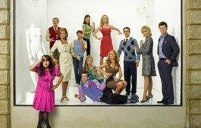 """""""Ugly Betty"""" estrena esta noche en Cosmopolitan su tercera temporada"""
