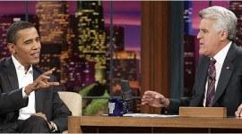 """Obama aparece esta noche en el """"Tonight Show"""" de Jay Leno"""
