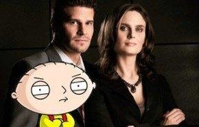 """""""Bones"""" y """"Padre de Familia"""" se unen en un crossover"""