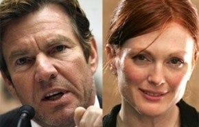 HBO prepara una película con Dennis Quaid y Julianne Moore dando vida a los Clinton