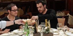 """Povedilla y Barajas se dan cita en """"Ven a cenar conmigo"""""""