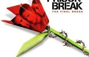 "Poster del DVD de ""Prison Break: The final Break"""