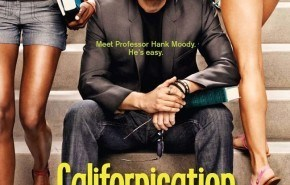 Poster de la tercera temporada de Californication
