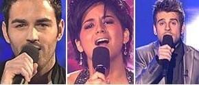 Brenda, Jon y Mario son los finalistas de Operación Triunfo 2009