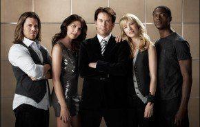 Leverage consigue renovar para una tercera temporada