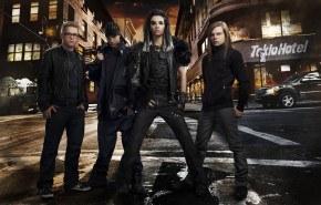 Tokio Hotel estarán el lune en El Hormiguero