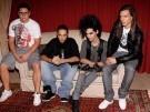 Tokio Hotel provoca la histeria en El Hormiguero