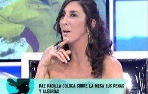 "Paz Padilla se sube al ""carro"" Sálvame como presentadora"