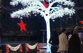 Gran Hermano 11 celebra esta noche su encendido navideño