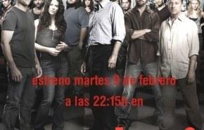 Sexta temporada de Perdidos en Cuatro