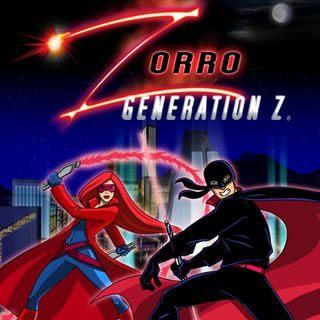 Capitulos de: Zorro: Generacion Z