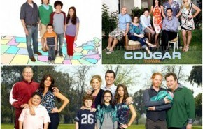 Segunda temporada para Modern Family, Cougar Town y The Middle