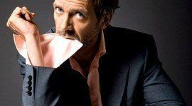 Hugh Laurie podría dejar House