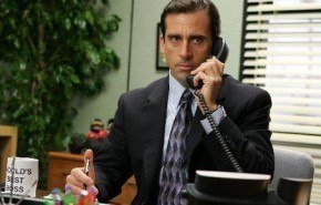 Steve Carrell abandona The Office