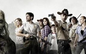The Walking Dead. Foto reparto y poster