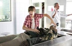 Justin Bieber en CSI Las Vegas. Primera promo