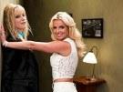Britney Spears en Glee. Fotos