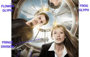 Tercera temporada Fringe.Poster