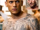 Wenworth Miller de Prison Break a ¿Spartacus?