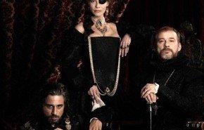 La Princesa de Á‰boli desplaza el estreno de Hispania y Felipe y Letizia