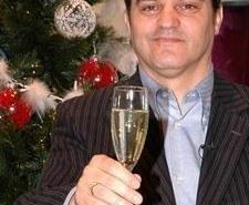 Ramón García, en el episodio navideño de Aída