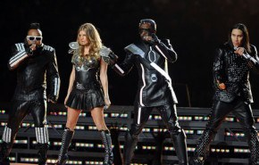 Black Eyed Peas en la Superbowl