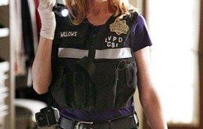 Marg Helgenberger podría dejar CSI Las Vegas