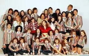 Consentidos en Disney Channel