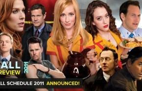 Nuevas series CBS 2011-2012 | Fotos y promos