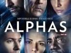 Alphas   Poster y promo nueva serie de Syfy