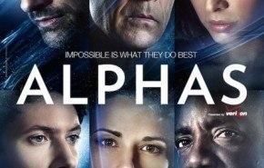 Alphas | Poster y promo nueva serie de Syfy
