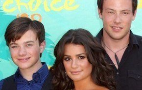 Lea Michele, Cory Monteith y Chris Colfer siguen en Glee, Chord Overstreet se queda fuera