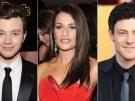 Lea Michele, Chris Colfer y Cory Monteith no seguirán en Glee