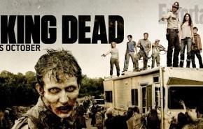 Poster segunda temporada The Walking Dead