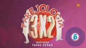 3X2 | Estreno en Telecinco