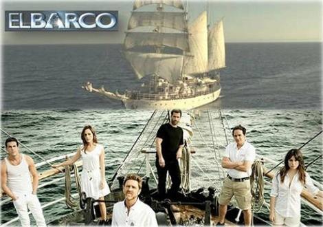 Ver online capítulos El Barco