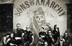 Quinta temporada para Sons of Anarchy